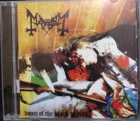 Cd Mayhem - Dawn Of The Black Hearts, Black Metal (bootleg)