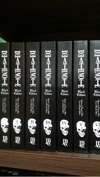 Coleção Completa Death Note