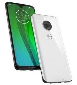 Celular Motorola Moto G7 64gb Blanco