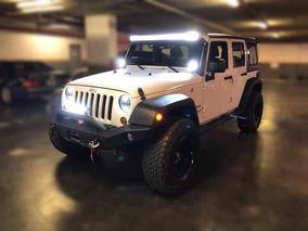 Jeep Wrangler 3.6 Unlimited 284hp Atx 2013
