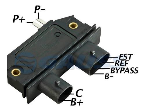Imagen 1 de 5 de Modulo Encendido Electronico Delco Chevrole Monza/kadett/ipa