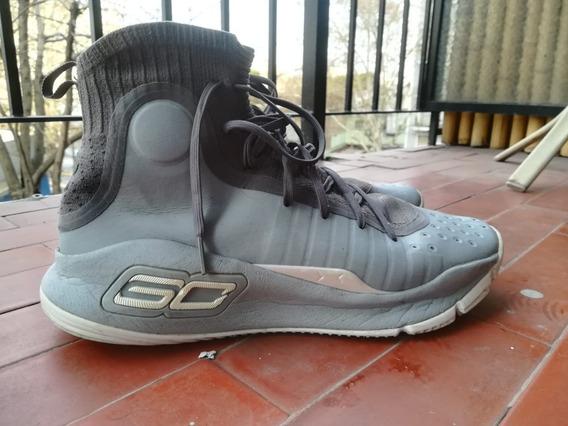 Zapatillas Under Armour Curry 4 ¡excelente Estado!