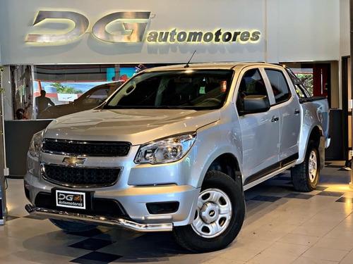 Chevrolet S10 2.8td 4x2 Ls   98.000km   2015   Rec.men/finan