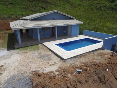 Chácara Com 02 Dormitórios À Venda, 2745 M² Por R$ 260.000 - Zona Rural - Pinhalzinho/sp - Ch0036