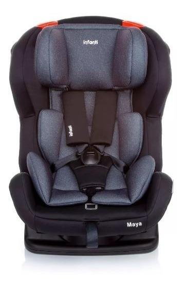 Cadeira Carro Bebê Reclinável Maya Infanti - 0 A 25 Kg