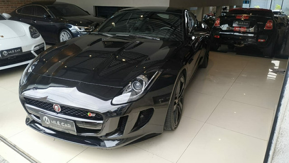 Jaguar F-type 3.0 Coupé S Supercharged V6 24v Gasolina 2p