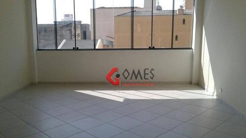 Imagem 1 de 7 de Sala Para Alugar, 35 M² Por R$ 750,00/mês - Rudge Ramos - São Bernardo Do Campo/sp - Sa0226