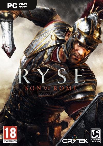 Ryse Son Of Rome + 2 Jogos (mídia Física) Pc-dvd