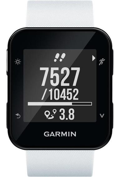 Smartwatch Gps Garmin Forerunner 35 Branco Ciclismo