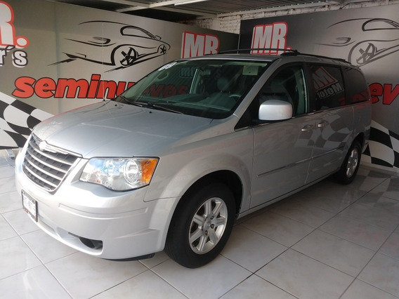 Chrysler Town & Country 2009 3.8 Limited Mt