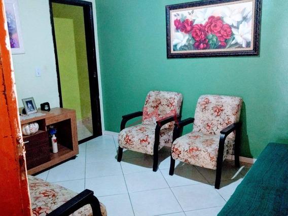 Casa Com 2 Quartos À Venda, 140 M² Por R$ 270.000 - Sacramento - São Gonçalo/rj - Ca0128