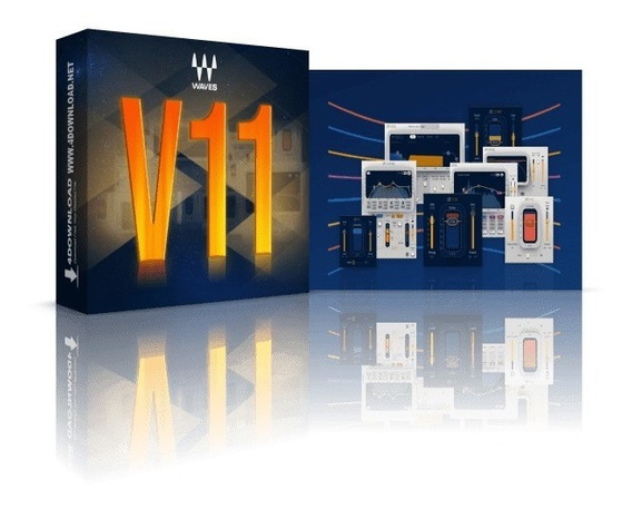 Vst Pack Waves 11 Full Envio Imediato