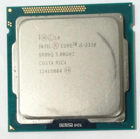 Processador Intel Core I5-3330 Tecnologia Intel Lga 1155