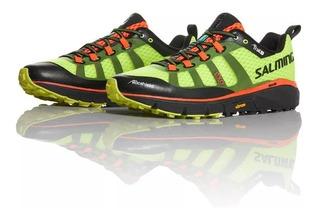 Zapatilla De Hombre Salming Running Men Trail 5 Vibram 4719