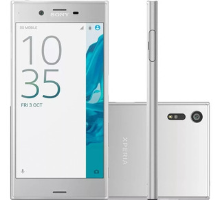Smartphone Xperia Xz F8331 Single 3gb 32gb Prata