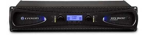Amplificador Crown Xls1502 Two Canales 525w At 4¿ Power Am ®