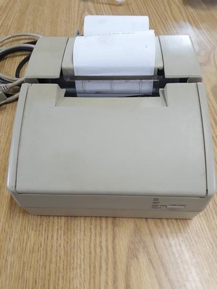 Impressora Mecaf Matricial Branca Paralela Usada