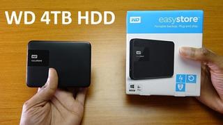 Disco Duro Externo 4tb Western Digital.tienda Garantia 3años