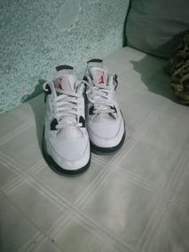 0822f6fd Air Jordan Retro 4,$$$ Talla 6. 5 Baratos Precio A Negociar