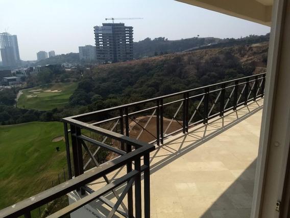 Departamento Con Vista Al Campo De Golf Y Terraza