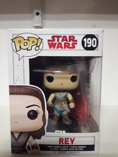 Funko Pop Original Star Wars - Rey 190