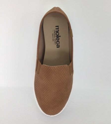 Tenis Casual Slip On Camel 5658.100