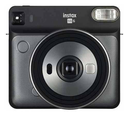 Imagen 1 de 4 de Cámara instantánea Fujifilm Instax Square SQ6 graphite gray