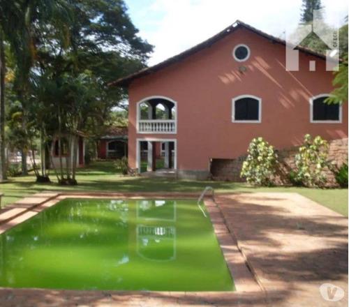 Chácara Com 6 Dormitórios À Venda - Bairro Dos Fernandes - Jundiaí/sp - Ch0078