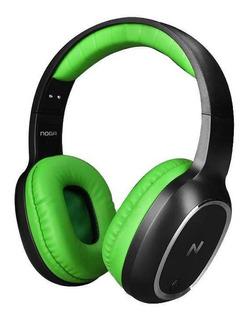 Auriculares inalámbricos Noga Aris NG-BT469 verde y negro