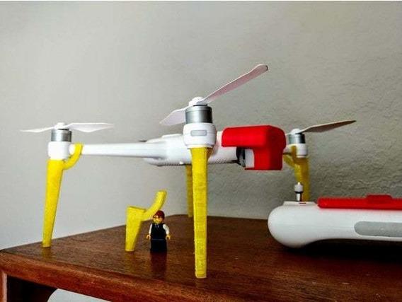 Extensões De Pernas Para Drone Fimi A3