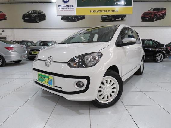 Volkswagen Up! 1.0 Rbw 12v Flex Aut Completo Só 66.300 Kms