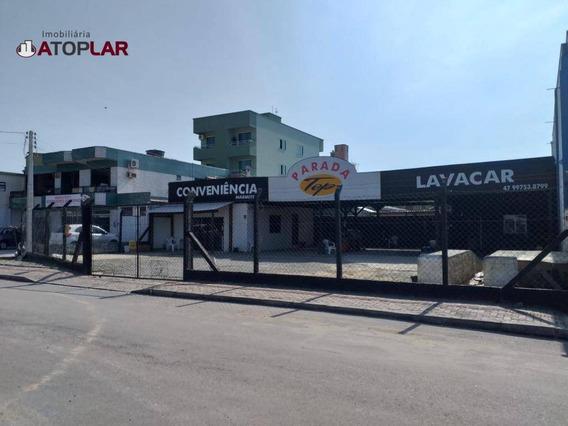 Sala Para Alugar, 460 M² Por R$ 3.000/mês - Perequê - Porto Belo/sc - Sa0067