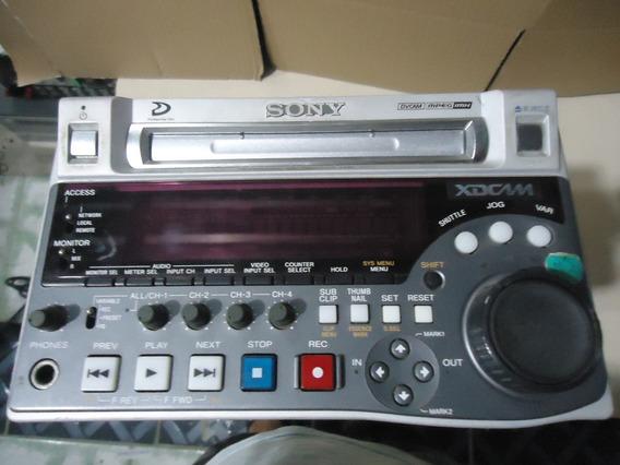 Gravador Sony Xdcam Pdw 1500 (error03-354)