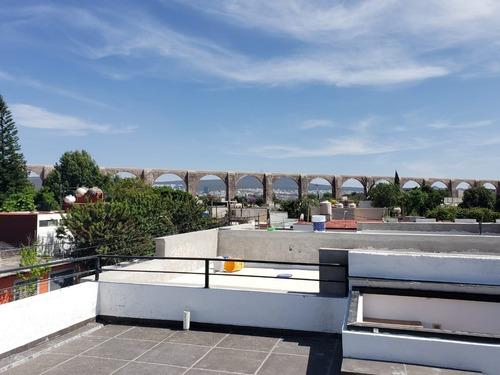 Casa Venta C Roof Garden Centro Histórico De Qro Sr 202019