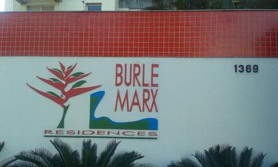 Ed. Burle Marx /quilombo Promoção Black Friday R$ 510 Mil Por R$450 Mil - Ap0974