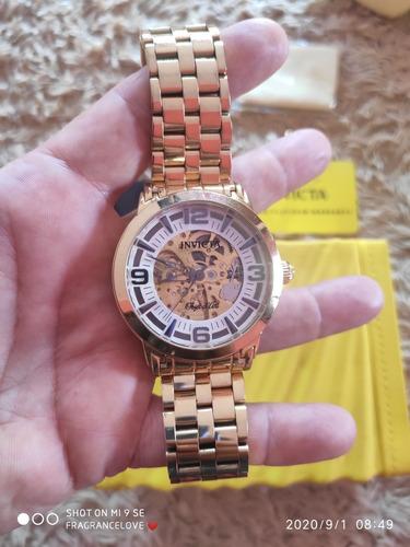 Relógio Invicta Objet D Art 22599 Original Importado Usa