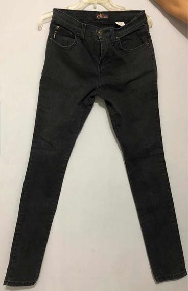 Ropa Bazar Pantalón Negro Dama 7