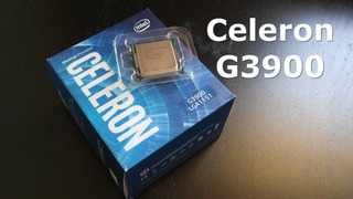 Cpu Intel Celeron G3900 1151