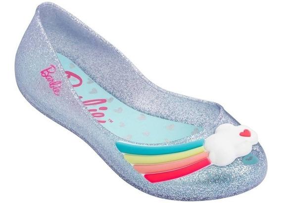 Barbie Special Trend Sapatilha Infantil Nº 23 À 34 Arco Irís