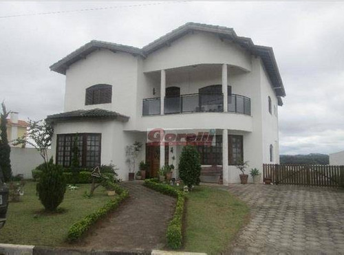 Casa Com 5 Dormitórios, 520 M² - Venda Por R$ 1.675.000,00 Ou Aluguel Por R$ 5.000,00/mês - Monterey Ville - Mogi Das Cruzes/sp - Ca0640