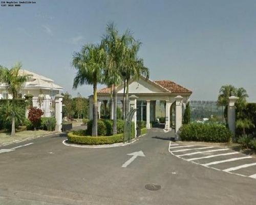 Te05944 - At. 877m² - Excelente Terreno Duplo Com Localização Superior Em Condomínio Alto Padrão - Vila Paradiso - Indaiatuba - - Te05944 - 34802072