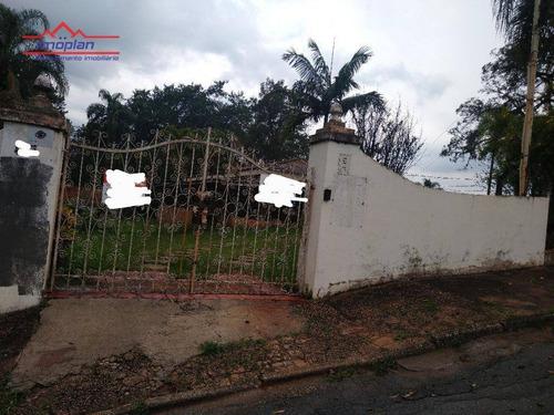 Casa Com 5 Dormitórios À Venda, 540 M² Por R$ 1.300.000,00 - Cidade Nova - Bom Jesus Dos Perdões/sp - Ca4562