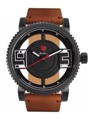 Relógio Masculino Shark Modelo Sf024l + Frete Grátis
