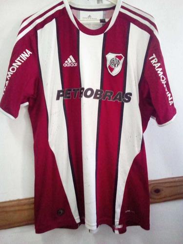 Camiseta River Tricolor Mod.2011 Talle Xl