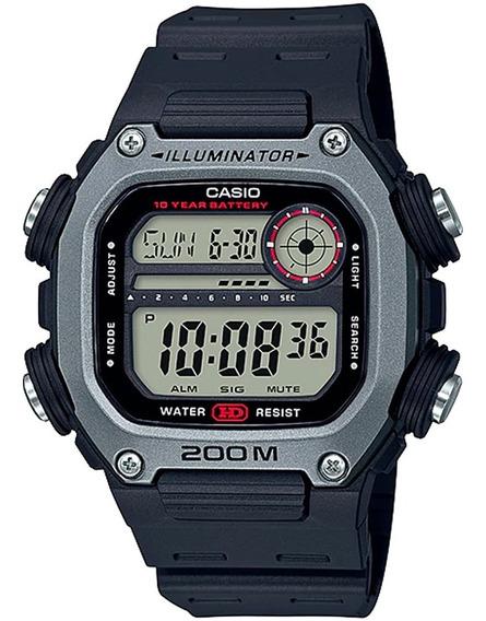 Relógio Casio Masculino Standard Dw-291h-1avdf