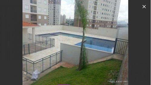 Imagem 1 de 13 de Apartamento 2 Quartos Carapicuíba - Sp - Parque Jandaia - 0624