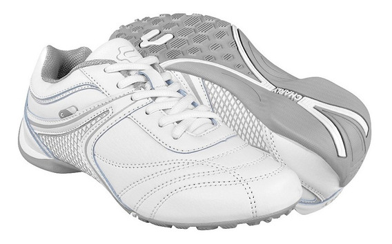 Tenis Casuales Para Joven Charly 1029271 Blanco