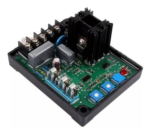Avr Gavr-8 A Regulador Automático De Voltaje