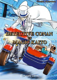 Detective Conan Vs Magic Kaito - Aoyama,gosho