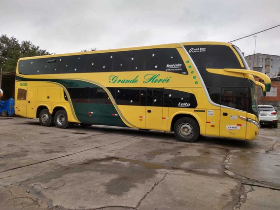 Paradiso G7 1800 Dd Ano 2015 Mercedes 60lugares Double Deck